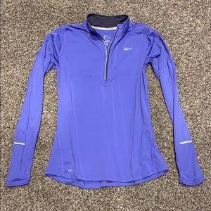 Nike Dri-Fit Half Zip Pullover